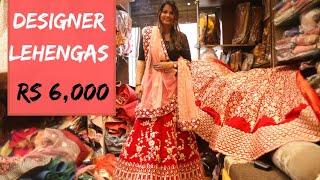 Chandni Chowk Lehenga Market | Picked My Favourite Wedding Lehenga | Delhi Shopping