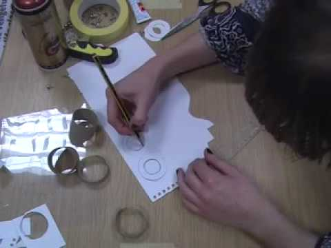 MADE - How 2 make Steampunk goggles - Part 2