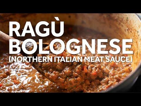 How to Make Ragù Bolognese