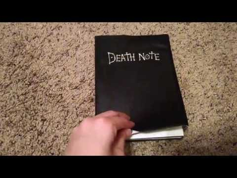 DeathNote Notebook