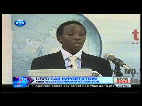 News: Japanese car marketing firm opens a regional hub in Nairobi