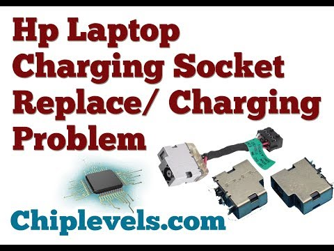 HP Laptop Charging problem and its solution in hindi