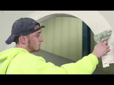 NO-COAT® Drywall Corners - Contractor Testimonial (Spanish)
