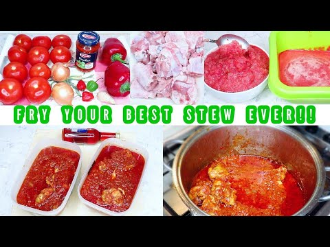 How to make a tasty fresh tomatoes and turkey stew | Spend less time in the kitchen.