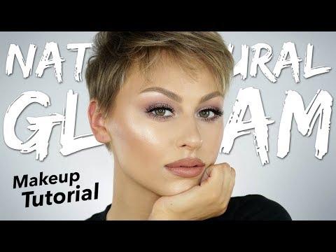 Natural Glam Makeup Tutorial 2018 | Alexandra Anele