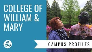The College of William and Mary  - overview by American College Strategies after a campus tour