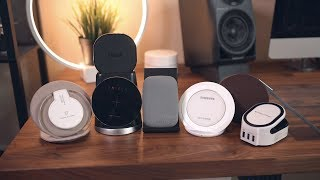 13 Wireless chargers for the Galaxy S8 compared