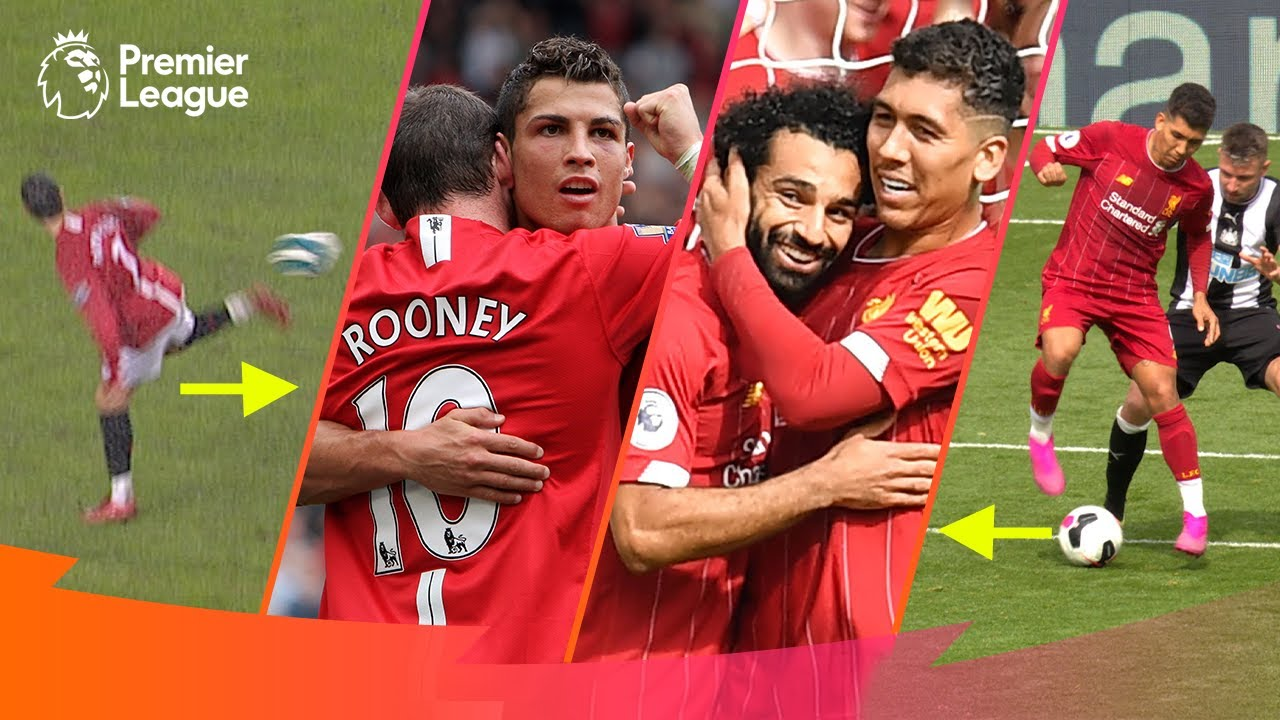 When the assist is BETTER than the goal | Premier League | Ronaldo + Rooney, Firmino + Salah & more!