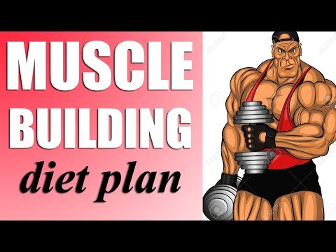 full day Indian diet plan for weight gain and muscle building (Men, Women And Beginners) - Hindi