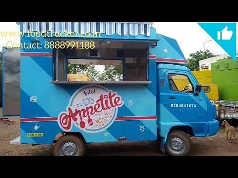 Force food truck manufacturer Pune