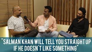 """Salman Khan will tell you if he doesn't like something"" say Vishal & Shekhar | Tiger Zinda Hai"