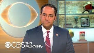 "Texas GOP Rep. Will Hurd: Border wall ""least effective"" for security, need technology"