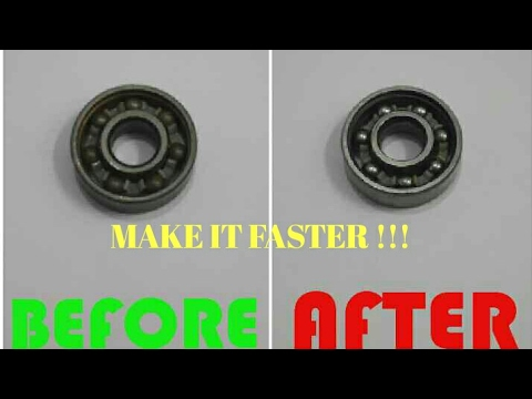 How To Clean Your Fidget Spinner Bearings