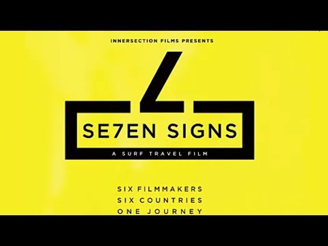 Se7en Signs: A Traveling Film - Official Trailer
