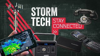 Be Prepared: How To Stay Connected In A Storm