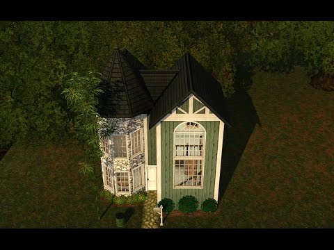 Sims 3:  Starter Victorian Speed Build