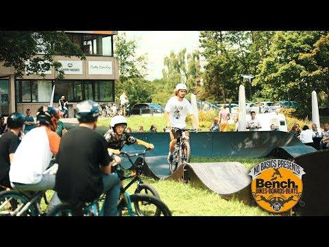 BENCH, BIKES, BOARDS and BEATS Show at NoBasics Selb