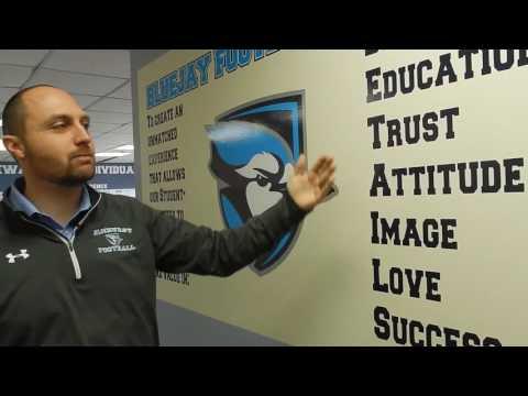 Elmhurst College | Football Office Tour