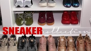 MY SNEAKER COLLECTION | Carli Bybel