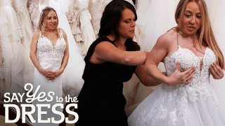 Little Person Bride Wants a Stylish & Sexy Dress   Say Yes To The Dress Lancashire