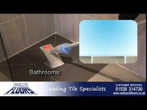 How To Clean Floor Tiles With LTP Porcelain Floor Tile Cleaner
