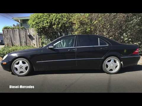 Are used Mercedes-Benz cars money pit machines ?