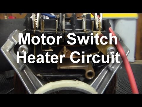 How to Test the Motor Switch on a Dryer that is Not Heating