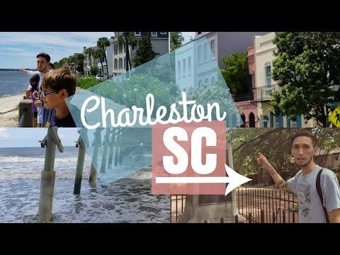 Charleston South Carolina | Vacation on a budget VLOG