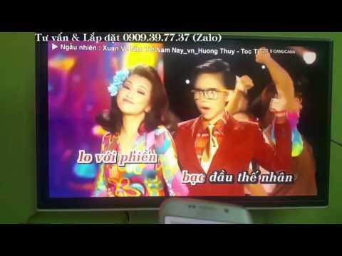 Hướng dẫn Karaoke thông minh trên Android TV Box tại Thiên Vũ