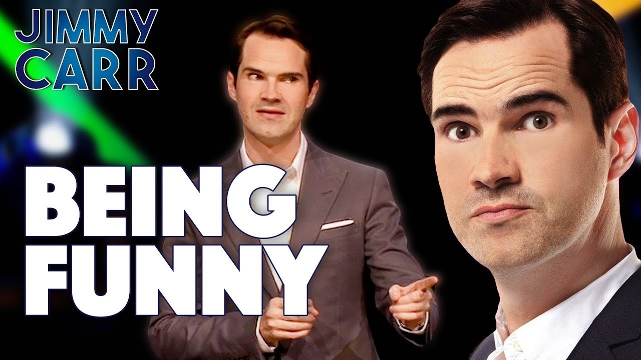Being Funny (2011) FULL SHOW   Jimmy Carr
