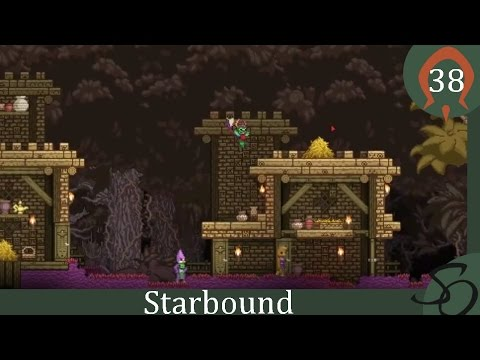 Starbound - E38: Dual-Village Planet