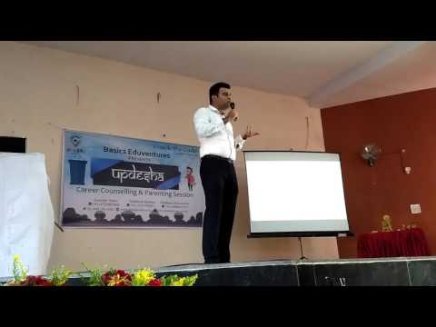 Updesha - A Career Counselling Session | Nikhil Raghuwanshi | How to choose a career