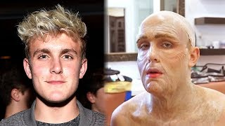 Jake Paul Transforms Into CREEPY Old Lady & You