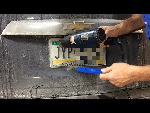 How To Remove Expired Pa License Plate Registration Sticker Elizabeth Auto Care