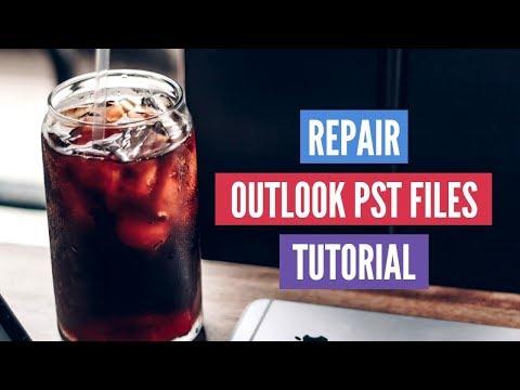 How to Repair Outlook PST File | Repair PST Tool