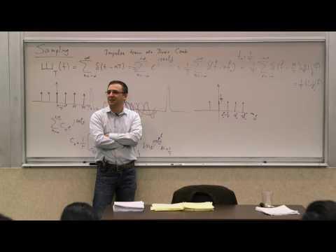 036. Fourier Transform: Sampling