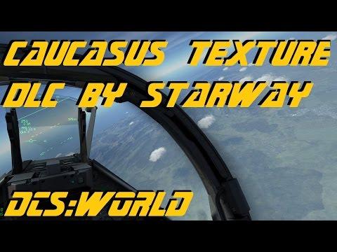 DCS:World » Caucasus Texture DLC by Starway