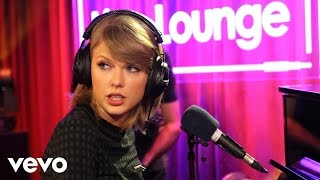 Taylor Swift - Riptide (Vance Joy cover in the Live Lounge)