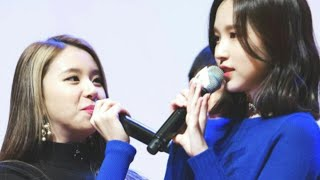 MICHAENG ft TWICE @SUDDEN ATTACK FANMEETING(LOVE WARNING)