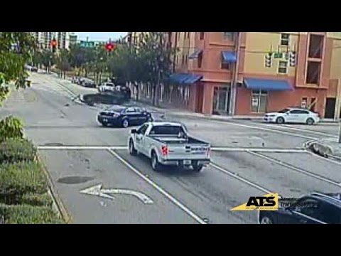 2016's Worst Red-Light Runners in Florida
