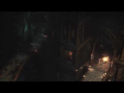 Dark Souls III - Profaned Capital, Tower Perimeter   Ambient Audio