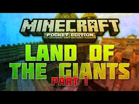 Land of the Giants - Adventure Map - Minecraft Pocket Edition