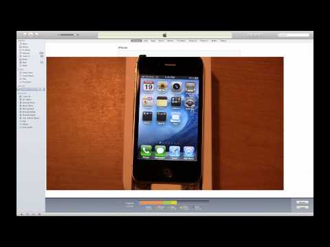 Activation of the Verizon iPhone 4S