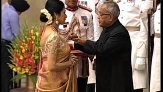 President confers Padma Awards, Part-2