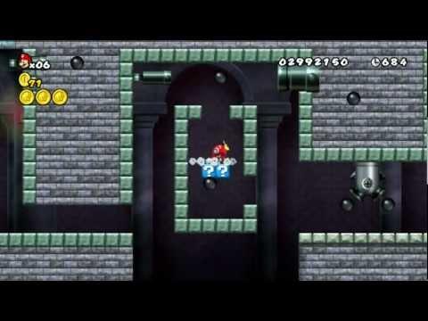 Messin' With Reggie! (Custom New Super Mario Bros. Wii Levels)