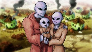 Who Killed Jiren's Parents And His Master Revealed (Hindi)