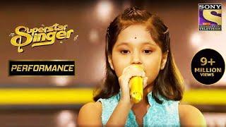 "Priti And Aarohi's Pitch Perfect ""Aye Watan Tere Liye"" | Superstar Singer"