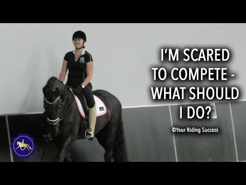 I'm Scared To Compete - What Should I Do? - Competition Mastery TV Ep15