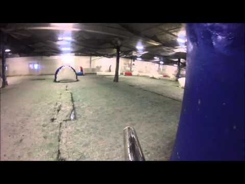 TC Paintball Game Play