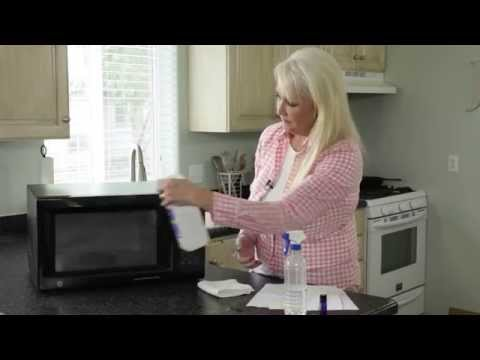 How to Clean and Shine Your Microwave